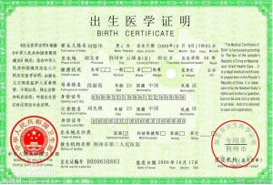 Us state department updates birth certificate specifications for us state department updates birth certificate specifications for chinese immigrant visa applicants chodorow law offices yelopaper Images